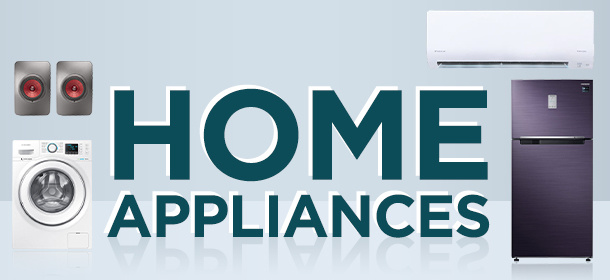 Super Sale Household Appliances [ 25th - 27th May]
