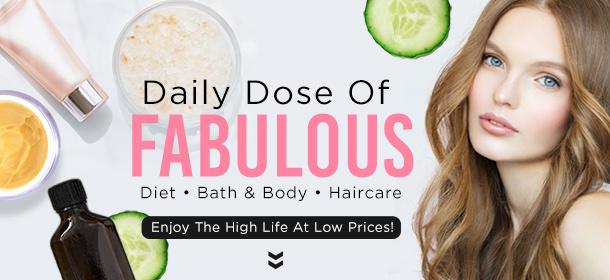 Beauty: Diet. Haircare. BathBody