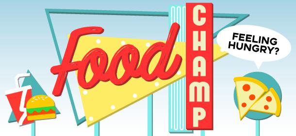 FOOD CHAMP