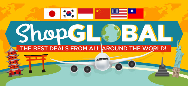 Shop Global - All The Best Deals!