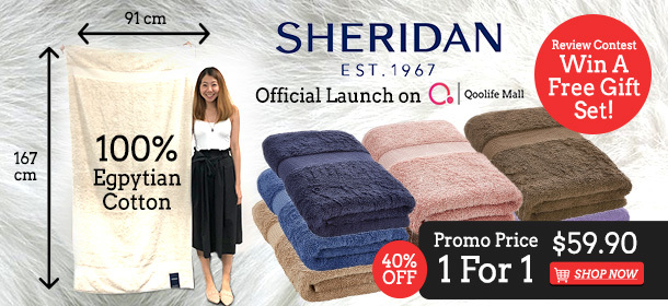 Sheridan Launch Promo
