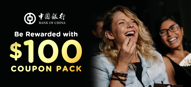 Redeem $100 Coupon Pack