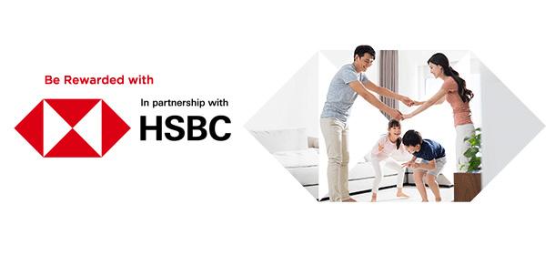 HSBC X Qoo10