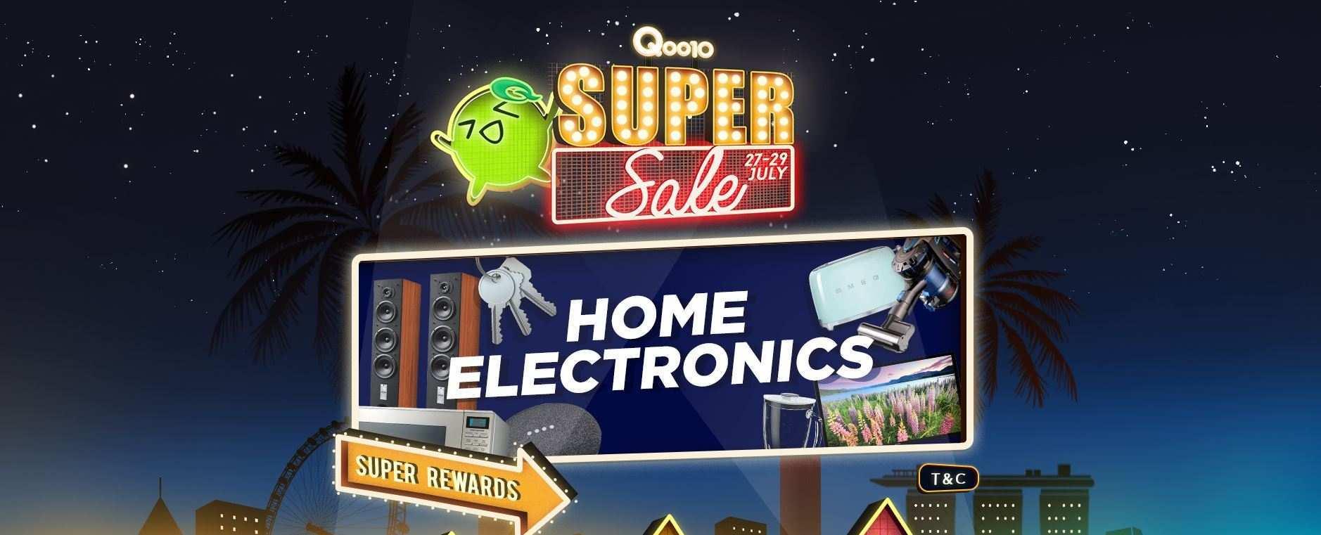Super Sale Household Appliances