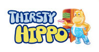 Thirsty Hippo