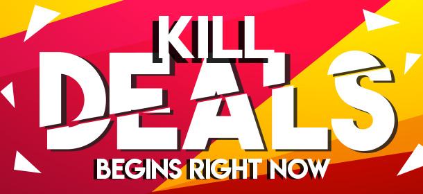 Qoo10 Today`s Kill Deal!