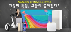 Amazing China Festival
