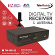 TELEMATRIX Digital TV Set Top Box