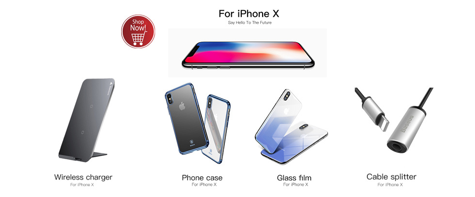 iPhone X Accessories
