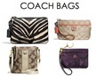 COACH BAGS at 5th Ave
