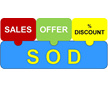 Sales, Offer & Discount Minishop