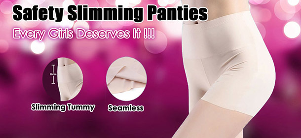 Safety Slimming Panty