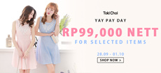 TokiChoi - Selected items at RP99 000
