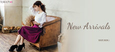 TokiChoi - Weekly New Arrivals