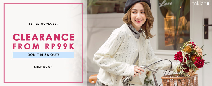 tokichoi - Clearance From RP99K!