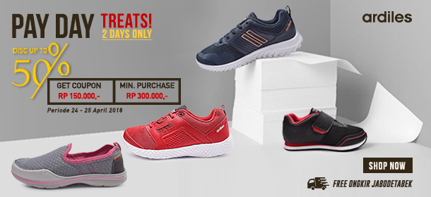 PAY DAY Treats! Get Rp150K purchase Rp300K: New: PAY DAY Treats! Get Rp150K  purchase Rp300K