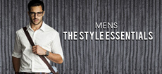2017 Men Fashion Look Book