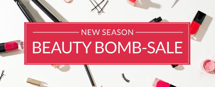 BEAUTY BOMB-SALE