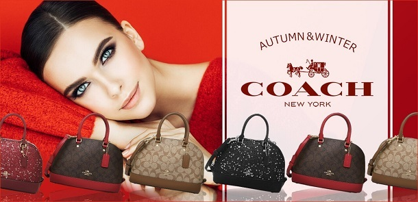 COACH NewArribals in2017 Boutique&Outlet