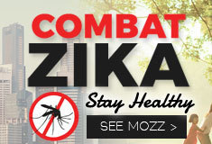 Zika Virus mosquito repellent