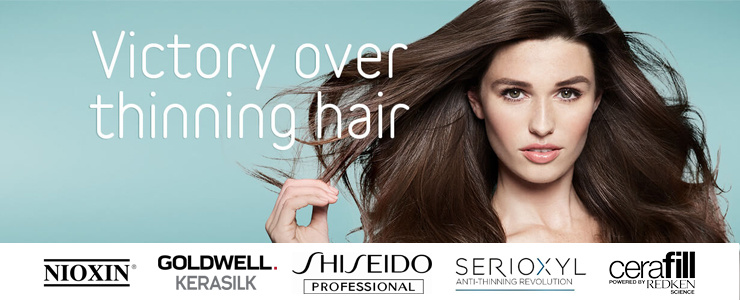 For Thinning Hair and Hair Loss