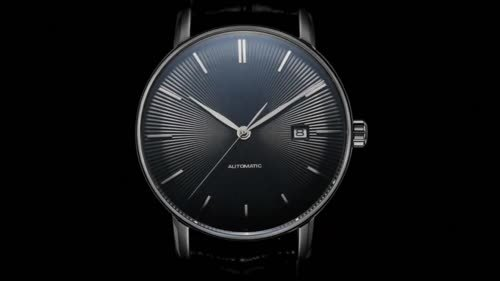 8bcc0613d xiaomi TwentySeventeen Mechanical watch With Sapphire Surface Leather Strap  Fully automatic movement. prev next. video