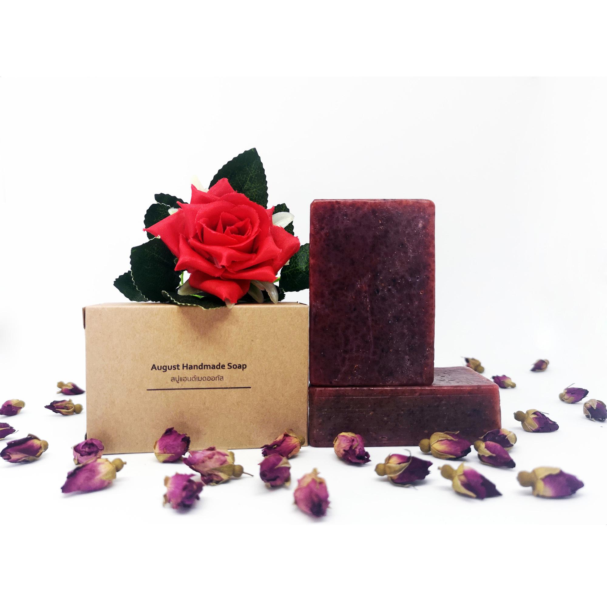 August Handmade Soap