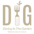 Dining In Garden Promotion