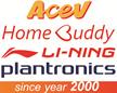 Acev ★ Li-Ning ★ HomeBuddy ★ Plantronics