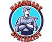 Hardware Specialist