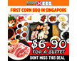 H Corn Buffet BBQ