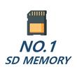 NO.1 SD memory