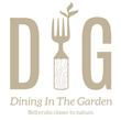 Dining in Garden