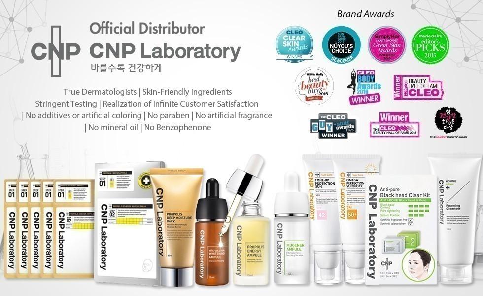 Qoo10 Shop 「cnp Laboratory Singapore」