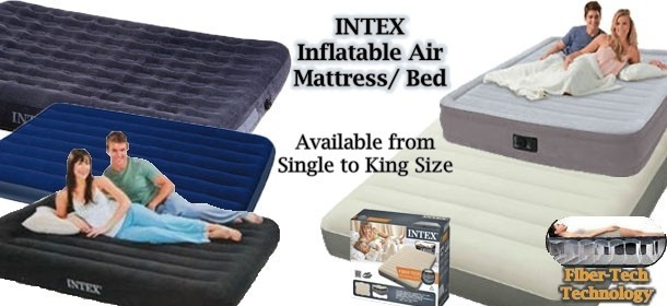 Intex Air Mattress Promo