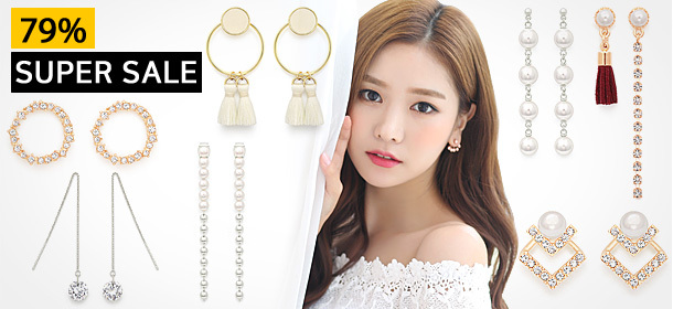 The best selling earrings