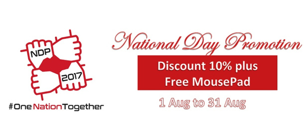 2017 National Day Promotion