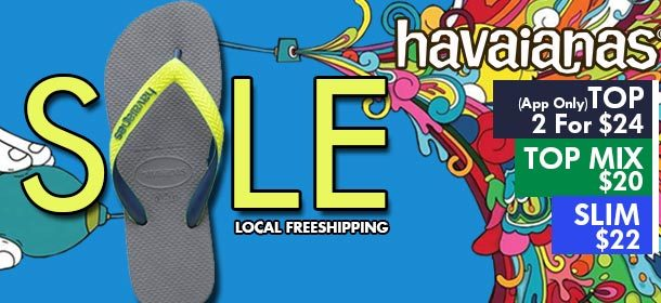 All About Brand Collection Havaianas