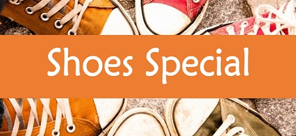 SHOES SPECIAL