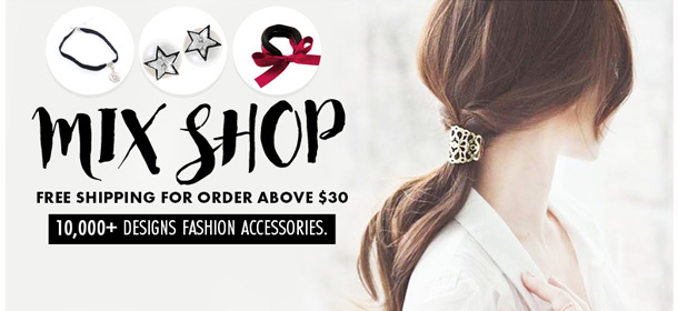 MIXSHOP FASHION  ACCESSORIES