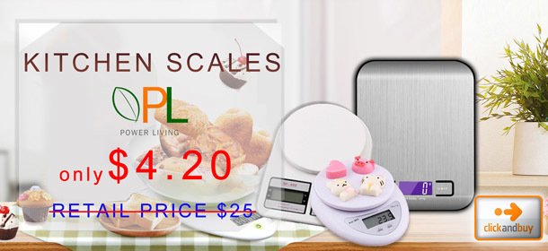 Wide Range of Weighing Scales