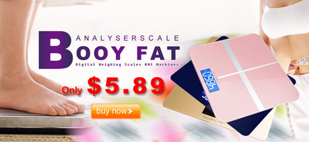 Booy Fat Weighing Scales