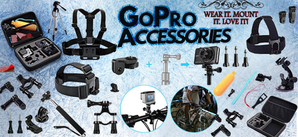 Gopro Accessories Collection