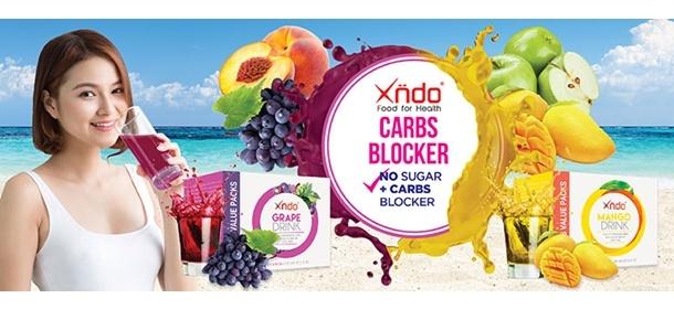 Xndo Carb & Fat Blockers