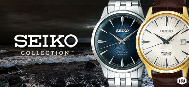 Image result for Seiko watch banner