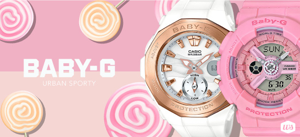 Watchspree | Baby-G Watch Collection