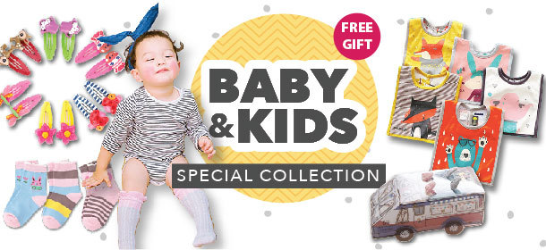 [Bunny Room]BABY & KIDS SPECIAL COLLECTION