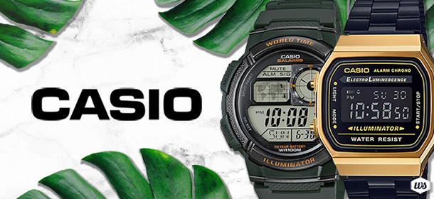 Watchspree | CASIO Watch Collection