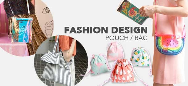 [Bunny Room]FASHION DESIGN POUCH&BAG COLLECTIONS