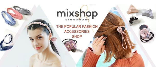 MIXSHOP FASHION ACCESSORIES 2018 APR